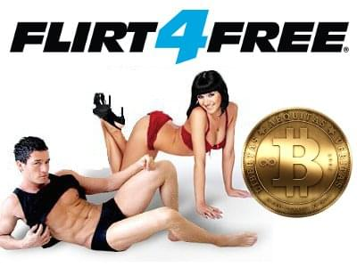 flirt4free bitcoin
