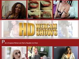 HDwebcamShows.com